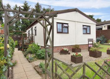 Thumbnail 2 bed detached bungalow for sale in Elmstead Park, East Cholderton, Andover
