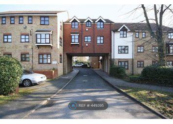 Thumbnail 1 bed flat to rent in The Ridgeway, London