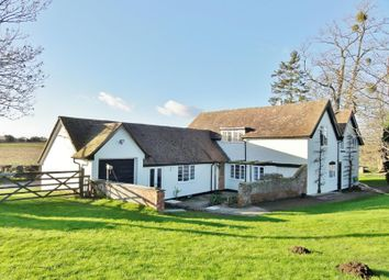 Thumbnail 4 bed detached house to rent in Fairfields Cottage, Bromsberrow Road, Gloucester, Gloucestershire