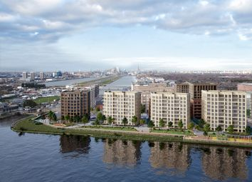 2 bed flat for sale in Royal Albert Wharf, The Royal Docks, London E16