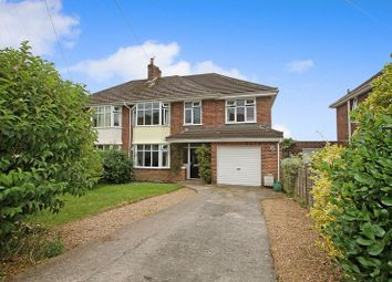 Thumbnail 4 bed semi-detached house for sale in Penn Close, Wells