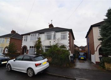 Thumbnail 3 bed semi-detached house for sale in Holmfield Avenue, Loughborough, Leicestershire