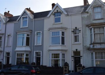 Thumbnail 4 bedroom terraced house to rent in Newton Road, Mumbles, Swansea