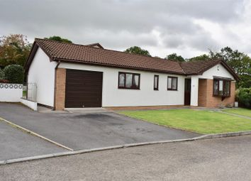 Thumbnail 3 bed detached bungalow for sale in Woodlands Park, Betws, Ammanford