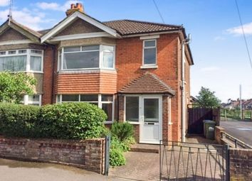 Thumbnail 3 bed property to rent in Wilton Crescent, Shirley, Southampton