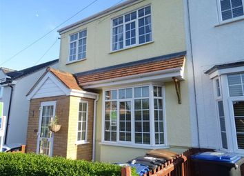 Thumbnail 3 bed semi-detached house for sale in Bowling Green Road, Hinckley
