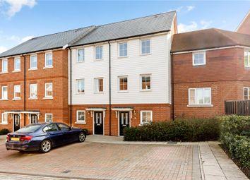 Macmillan Road, Dunton Green, Sevenoaks, Kent TN14. 3 bed terraced house for sale