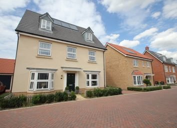 Thumbnail 5 bed detached house for sale in Gelding Close, Rochford
