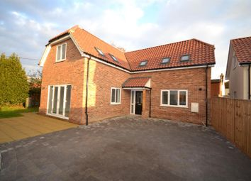 Thumbnail 3 bedroom property for sale in High Road, Trimley St. Mary, Felixstowe
