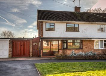 Thumbnail 3 bed semi-detached house for sale in Newnham Road, Lillington, Leamington Spa
