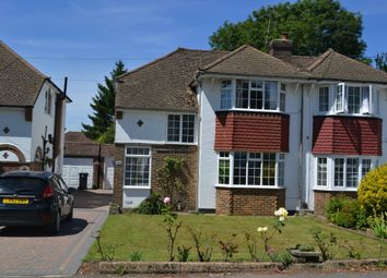 Thumbnail 3 bed semi-detached house to rent in Audley Drive, Warlingham