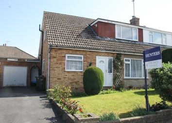 Thumbnail 3 bed semi-detached bungalow for sale in Manor Drive, Knaresborough