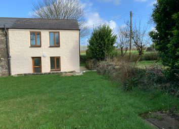 Thumbnail 2 bed end terrace house for sale in Churchtown, Gwinear, Hayle