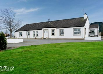 Thumbnail 5 bed detached bungalow for sale in Ballyrusley Road, Portaferry, Newtownards, County Down