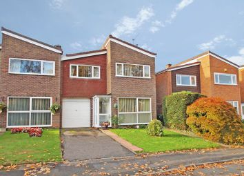 Thumbnail 4 bed semi-detached house for sale in Warwick Hall Gardens, Bromsgrove