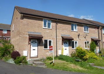 Thumbnail 2 bed end terrace house for sale in Slipperstone Drive, Ivybridge