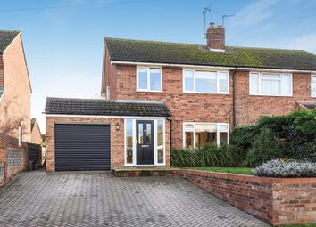 Thumbnail 3 bed semi-detached house for sale in Shabbington, Aylesbury