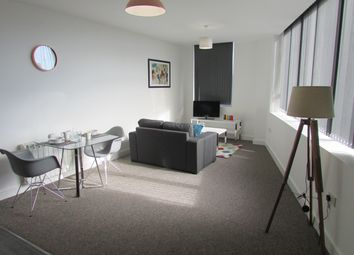 Thumbnail 1 bedroom flat to rent in Courier House, King Cross Street, Halifax
