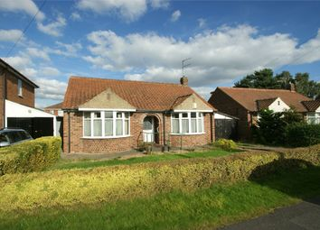 Thumbnail 2 bed detached bungalow for sale in Brandsdale Crescent, York