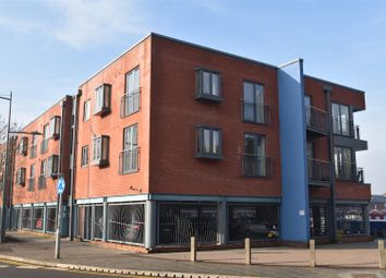 Thumbnail 2 bed flat for sale in Diglis Dock Road, Worcester