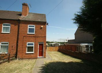 Thumbnail 3 bed terraced house for sale in Field Drive, Shirebrook, Mansfield