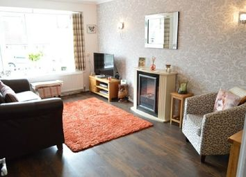 Thumbnail 2 bed detached bungalow for sale in Gordon Close, Leek