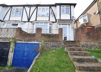 Thumbnail 3 bed semi-detached house to rent in Northwood Avenue, Purley