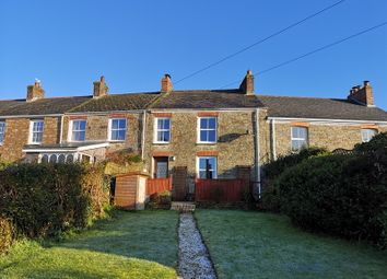 Thumbnail 2 bed terraced house to rent in Belmont Terrace, Devoran, Truro, Cornwall.