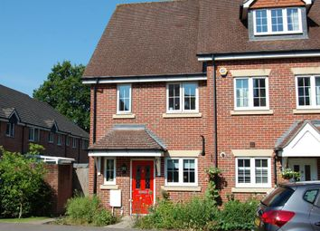 Thumbnail 2 bedroom end terrace house for sale in Sycamore Road, Lindford, Bordon