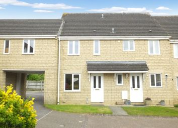 Thumbnail 3 bed terraced house for sale in Holder Close, Tetbury