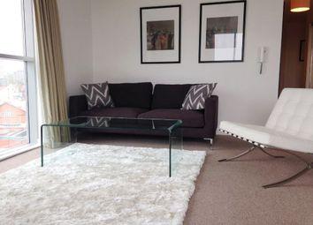 Thumbnail 3 bedroom flat to rent in Queens Road, Nottingham