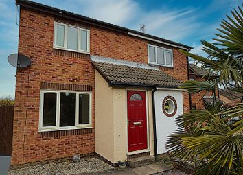 Thumbnail 2 bed semi-detached house to rent in Central Drive, Hasland, Chesterfield, Derbyshire