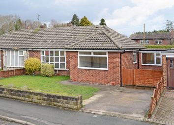 Thumbnail 4 bed semi-detached bungalow for sale in Heath Moor Drive, York