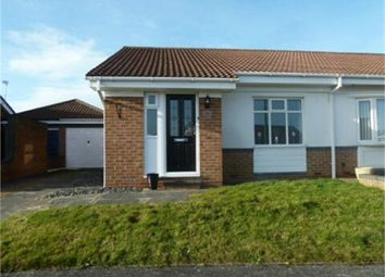 Thumbnail 2 bed semi-detached bungalow for sale in Ingram Close, Chester Le Street, Durham