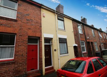 4 bed terraced house for sale in Heath Street, Newcastle-Under-Lyme, Staffordshire ST5