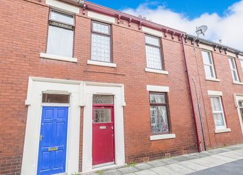 Thumbnail 2 bed terraced house for sale in Ecroyd Road, Ashton-On-Ribble, Preston