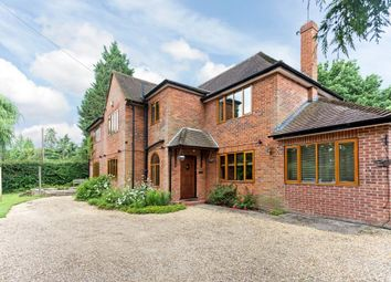 Thumbnail 5 bed detached house to rent in Buckhurst Road, Ascot