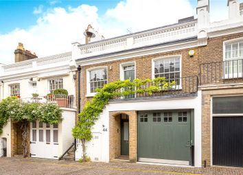Thumbnail 2 bed mews house to rent in Holland Park Mews, Holland Park, Kensington, London