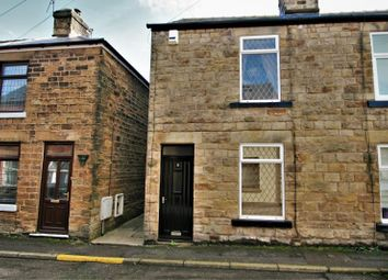 Thumbnail 2 bed terraced house for sale in Victoria Street, Dronfield, Derbyshire