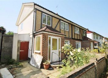 Thumbnail 3 bedroom end terrace house for sale in Seddon Road, Morden