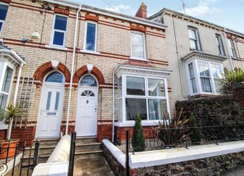 Thumbnail 3 bed terraced house for sale in Newport Terrace, Bideford