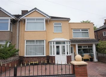 Thumbnail 4 bed semi-detached house for sale in The Avenue, Huyton