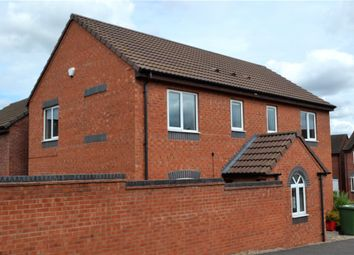 Thumbnail 4 bed detached house for sale in Beavers Brook Close, Whitnash, Leamington Spa