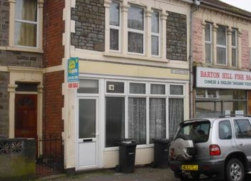 Thumbnail Studio to rent in Avonvale Road, Redfield, Bristol