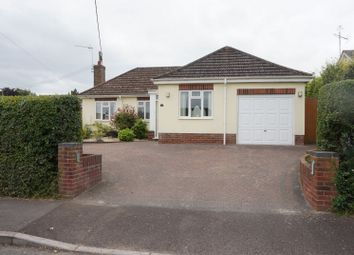 Thumbnail 3 bed detached bungalow for sale in Ilynton Avenue, Salisbury