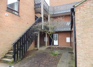 Thumbnail 1 bed flat for sale in 4 St Nicholas Close, Kings Lynn, Norfolk