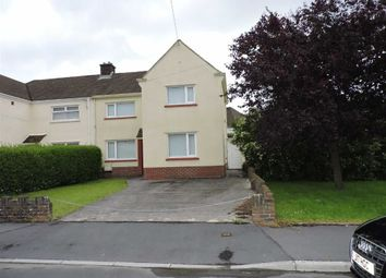 Thumbnail 3 bed semi-detached house for sale in Heol Llwchwr, Ammanford