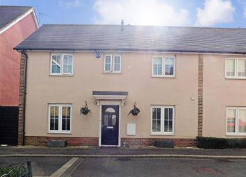 Thumbnail 3 bed semi-detached house for sale in Park Side, Epping, Essex