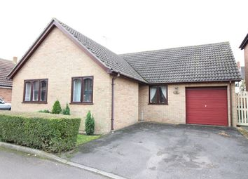 Thumbnail 3 bed detached bungalow for sale in Woodlands, Warboys, Huntingdon