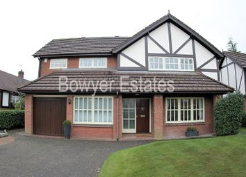 Thumbnail 5 bed property for sale in St. Johns Way, Sandiway, Northwich, Cheshire.
